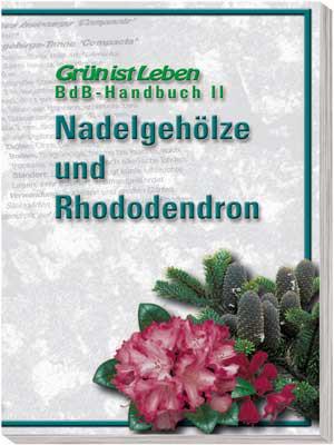 BdB-Handbuch ''Nadelgehölze und Rhododendron''