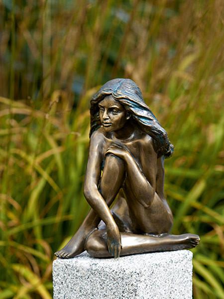 Bronzefigur Demi (Art.Nr. 88599)