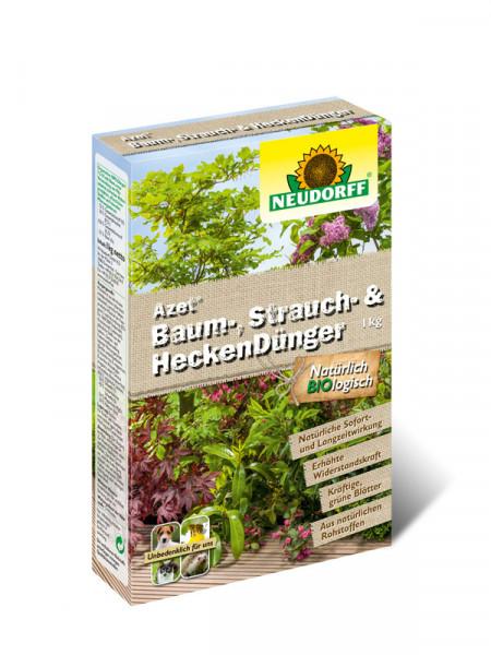 Azet® Baum-, Strauch- u. HeckenDünger