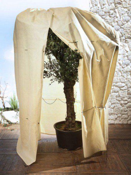 Winterschutzhaube 'Mammut' in Großformat