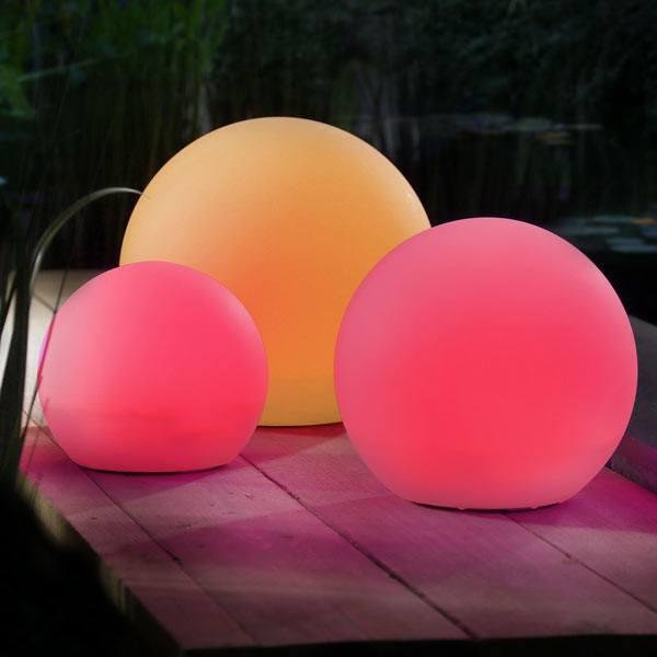 Floating Solar Light bunt