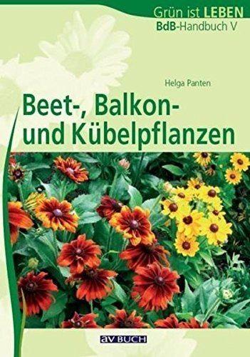 VdB-Handbuch ''Beet-, Balkon- und Kübelpflanzen''
