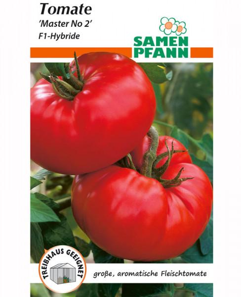 Tomate 'Master Nr. 2' - F1-Hybride (Art.Nr. G876)