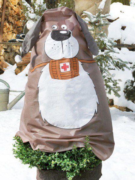 Winterschutzvlies Hund Paddy
