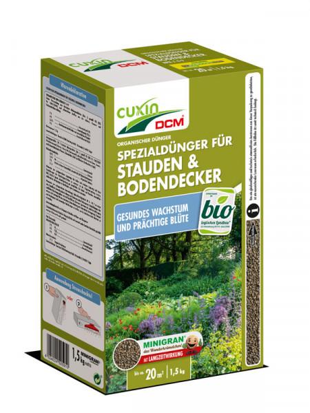 Cuxin Spezialdünger für Stauden und Bodendecker