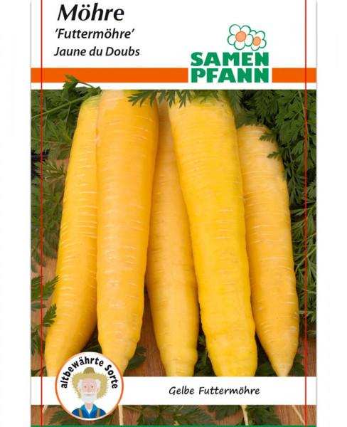 Futtermöhre 'Gelbe Lobbericher' (Art.Nr. G569)