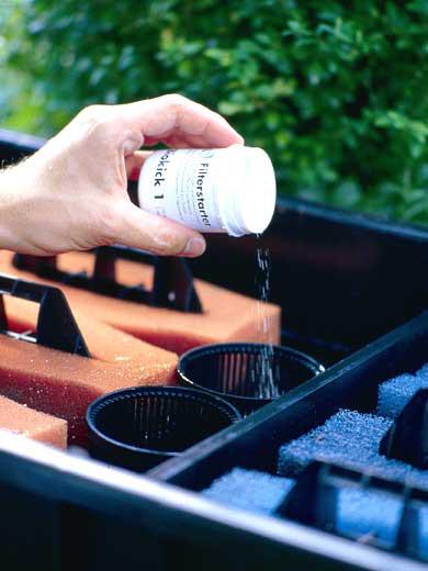 FiltoClear 3000 Set Druckfilter-Komplettsystem mit Reinigungsfunktion von OASE (Art.Nr.50864)