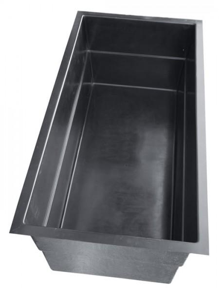 GFK-Becken eckig E300 ET- XXL-Produkt (Art.Nr.15068)