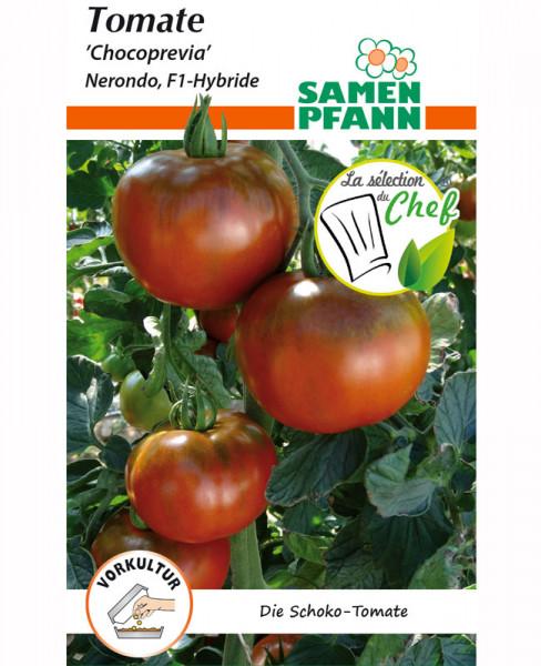 Tomate 'Chocoprevia' - F1-Hybride (Art.Nr. G860)