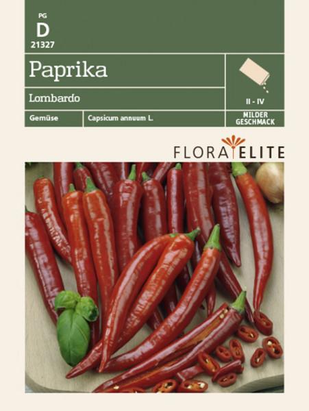 Paprika 'Lombardo' (Art.Nr. 21327)