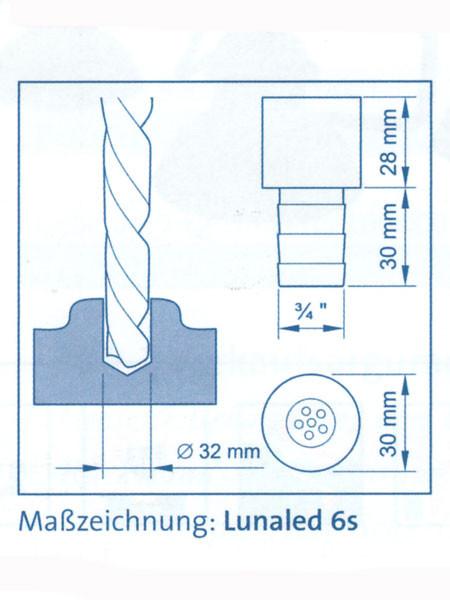 LunaLed 6s von OASE (Art.Nr.50114)