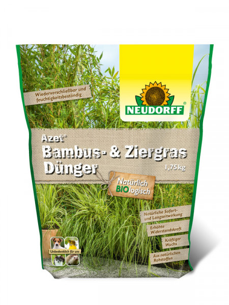 Azet Bambus- & ZiergrasDünger