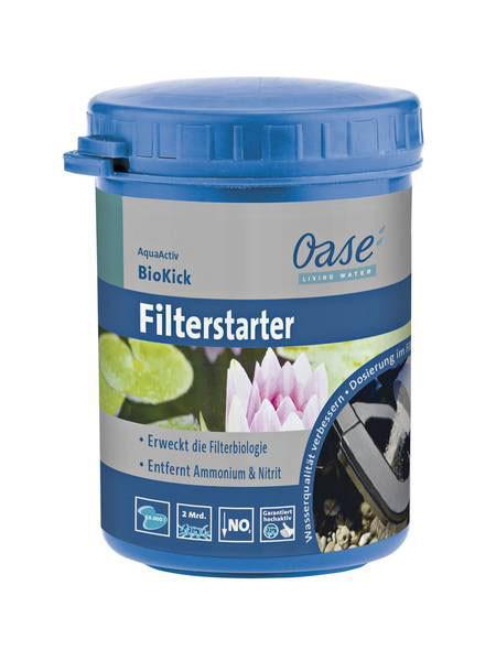 AquaActiv Biokick Filterstarter 100 ml