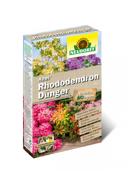 Azet® RhododendronDünger
