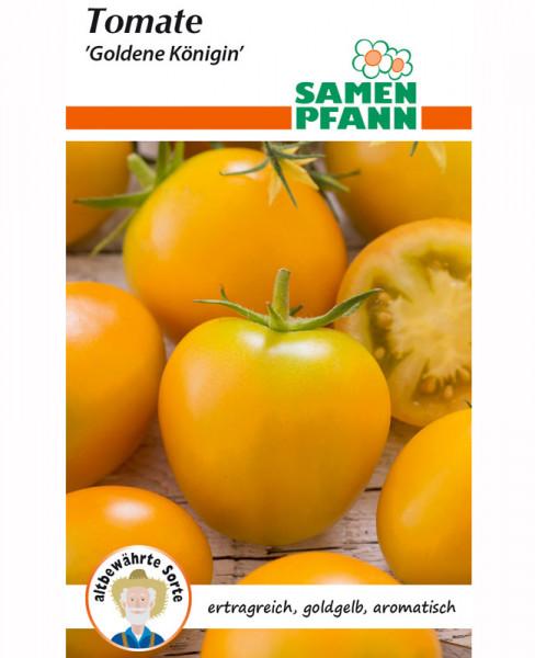 Tomate 'Goldene Königin' (Art.Nr. G879)