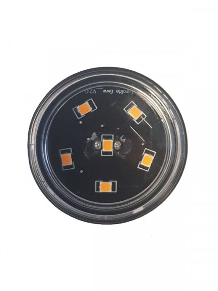 SMD LED unit 6x Warm Weiss 12V 1W GU5.3