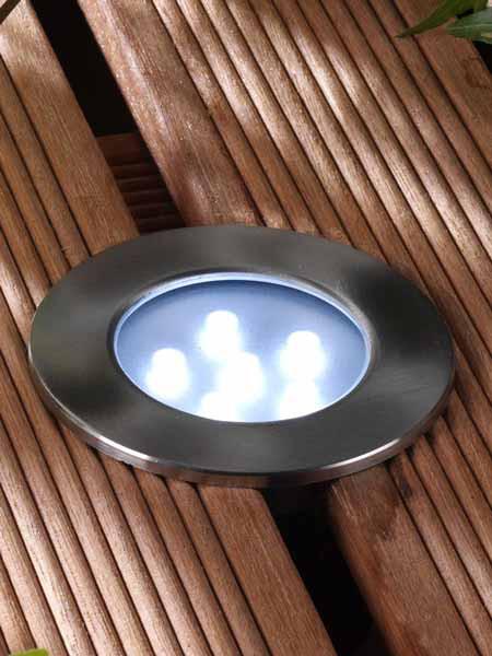 Einbauleuchte 'Brevus' von Garden-Lights (Art.Nr. 2520601)