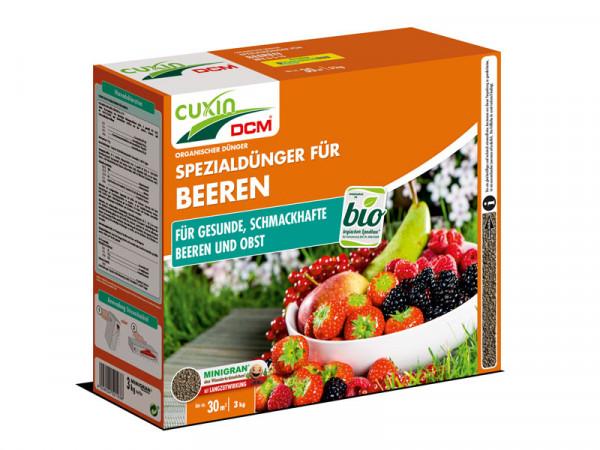 Cuxin Dünger für Beerensträucher und Obstbäume
