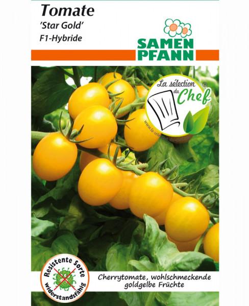 Tomate 'Star Gold' - F1-Hybride (Art.Nr. G894)