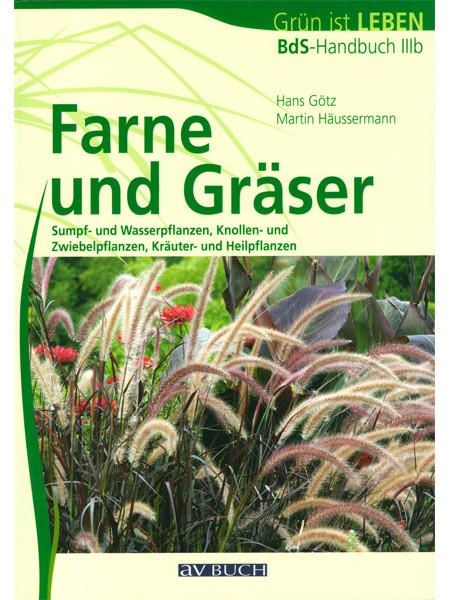 Handbuch ''Farne und Gräser''