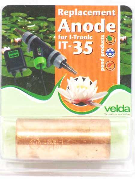 Anode für I-Tronic IT / T-Flow-35 von Velda (Art.Nr.Vel126695)