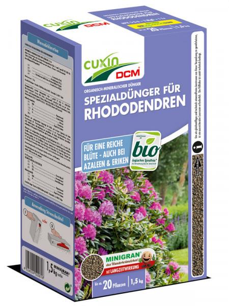 Cuxin Dünger für Rhodo, Azaleen und Eriken