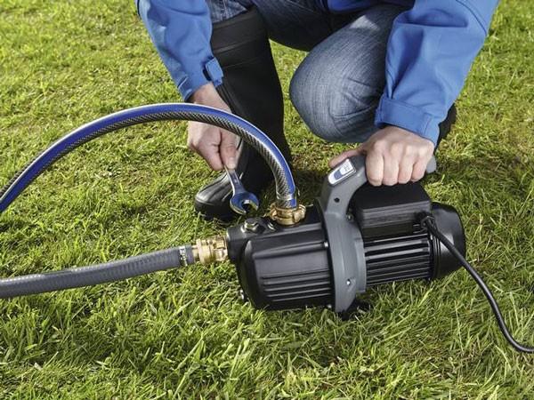 ProMax Garden Classic Verschraubung zum Wassereinlass