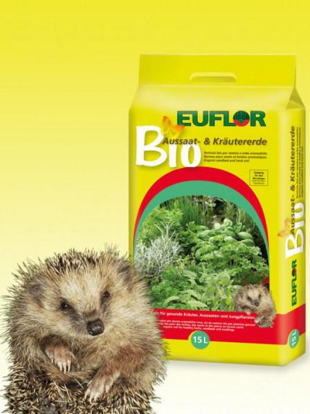 EUFLOR Bio-Aussaat- & Kräutererde