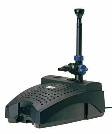 Filtral 5000 UVC Multifunktionsgerät von OASE (Art.Nr. 57379)
