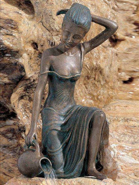 Bronzefigur Letizia (Art.Nr. 88426)