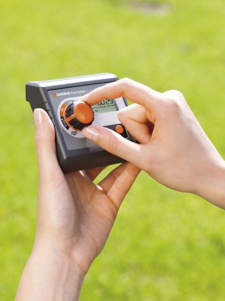 GARDENA Bewässerungscomputer FlexControl im Einsatz