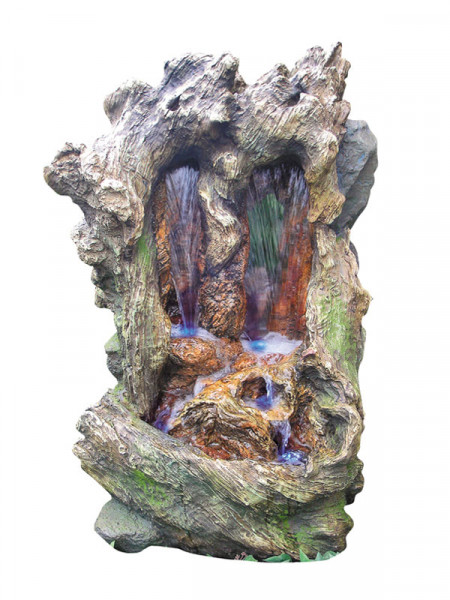 Wasserfall-Brunnen Takiaus Polystone (Art.Nr. gr917)