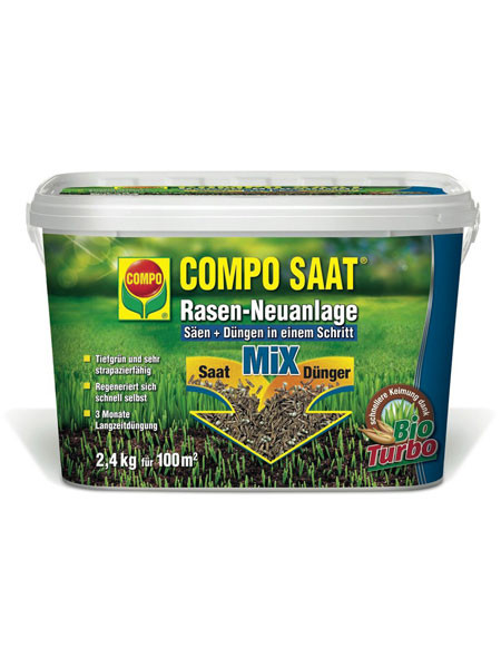 Compo Rasen-Neuanlage-Mix
