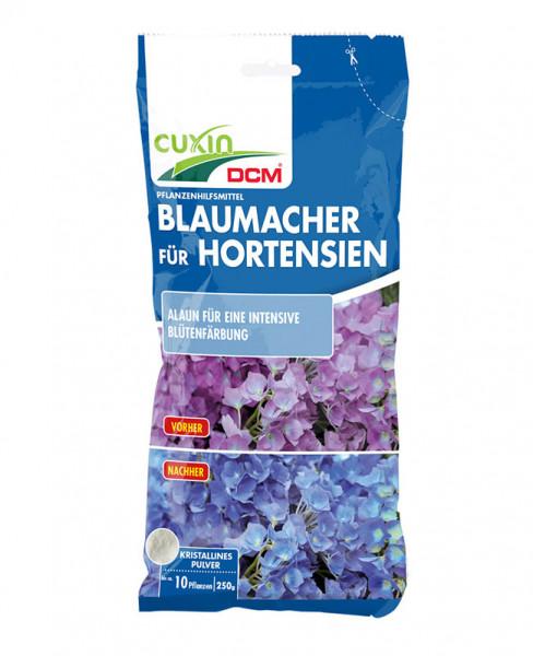 Blaumacher für Hortensien