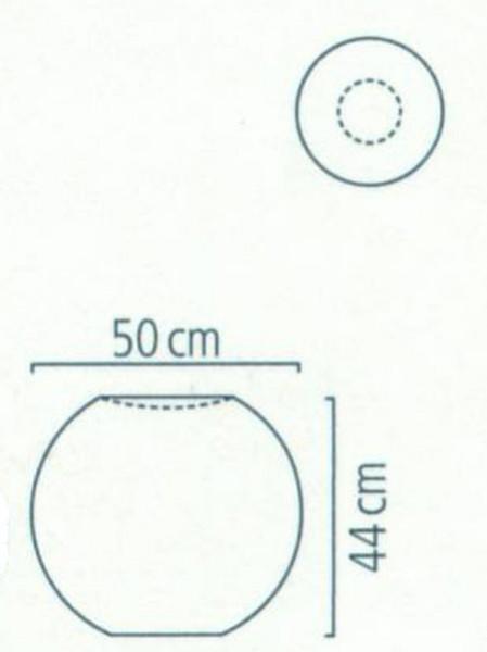 In- & Outdoorbrunnen 'Meco 50' (Art.Nr. EM8512020750)