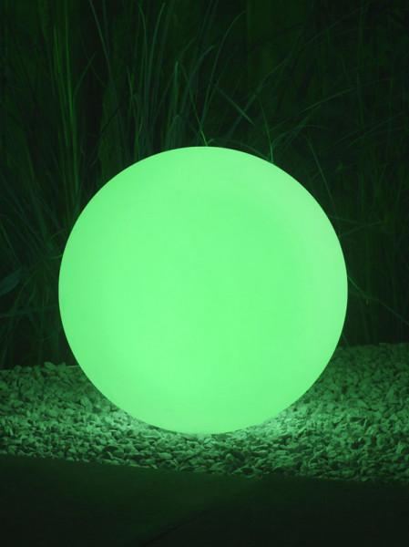 Kugelleuchte Round grün
