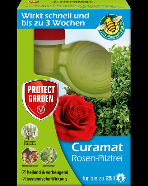 Curamat® Rosen-Pilzfrei