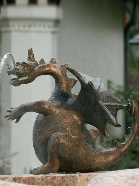 Bronzefigur Drusilla klein (Art.Nr. 88753)