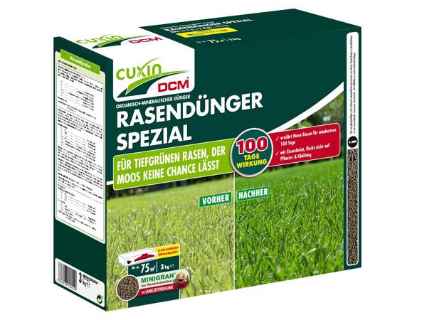 Cuxin Rasendünger Spezial