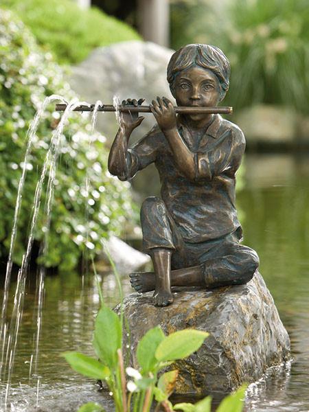 Bronzefigur Sören (Art.Nr. 88080)