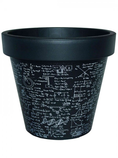 Pflanzkübel E&K physics dunkel