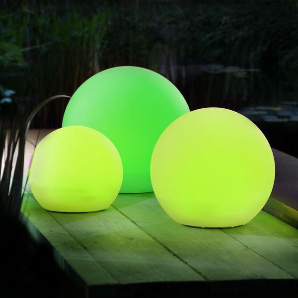 Floating Solar Light greeb