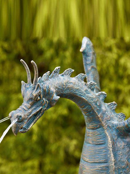 Bronzefigur Drachenvogel Terrador (Art.Nr. 90166)