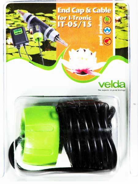 End cap & cable von Velda (Art.Nr.Vel126725)