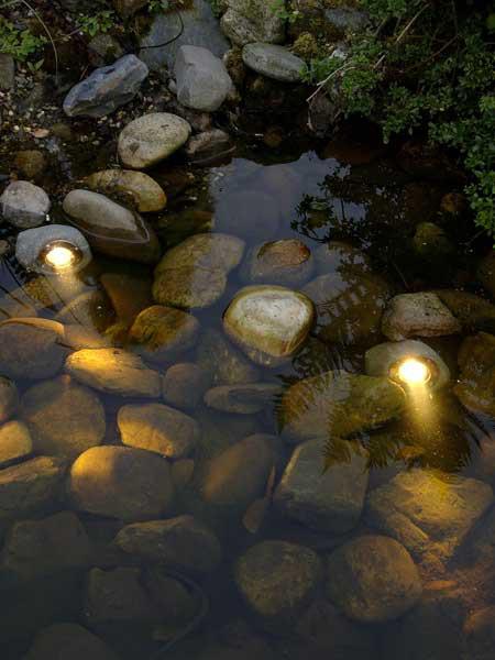 Teich/Garten-Spotstrahler 'Lapis LED' von Garden-Lights (Art.Nr. 3577441)