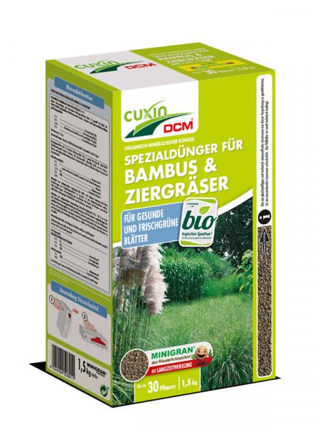 Cuxin Spezialdünger für Bambus und Ziergräser