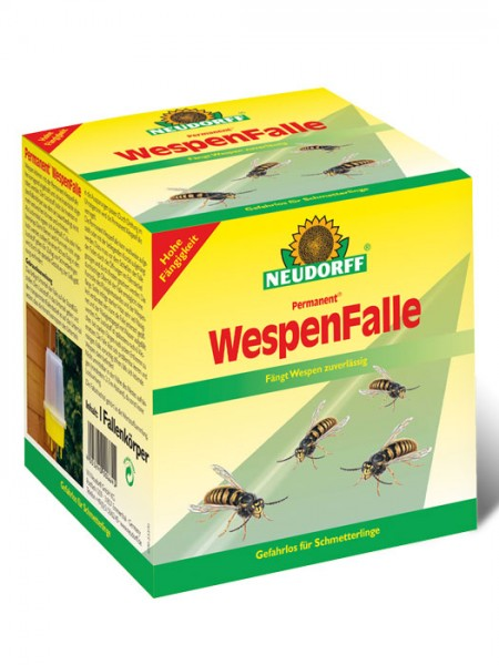 Permanent WespenFalle