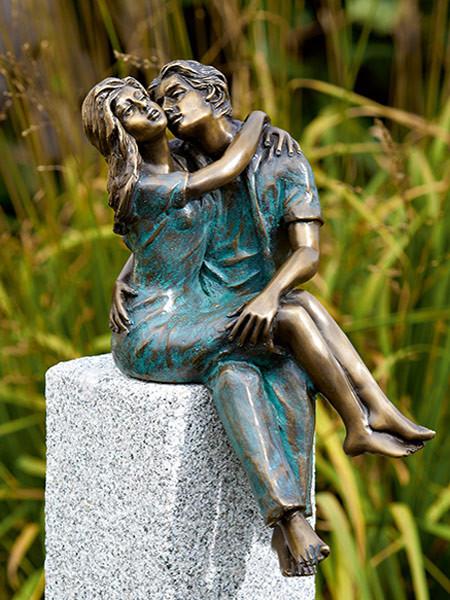 Bronzefigur Junges Glück (Art.Nr. 88590)