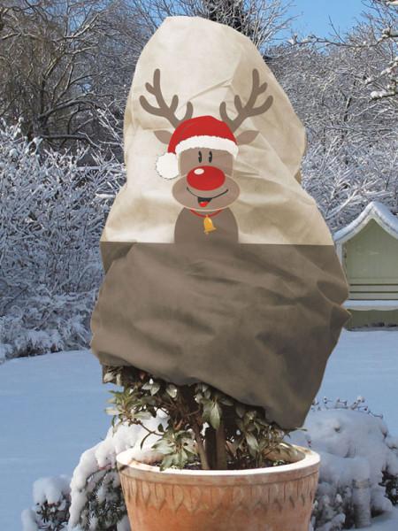 Winterschutz Vlieshaube Rudolph