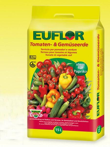 EUFLOR Tomaten- & Gemüseerde